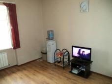 Уютная комната отдыха для клиентов.